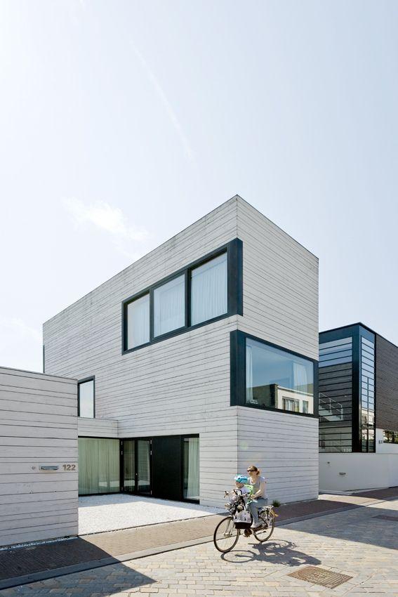 Auf der Sandinsel – Wohnhaus in Amsterdam von Pasel Künzel