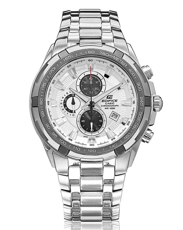 nice Buy Casio Edifice Gents Bracelet Date Watch for £160.00 just added...