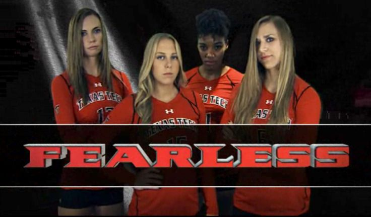 INTRO VIDEO: Texas Tech Volleyball