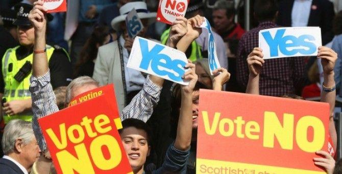 Scotland votes to remain part of United Kingdom