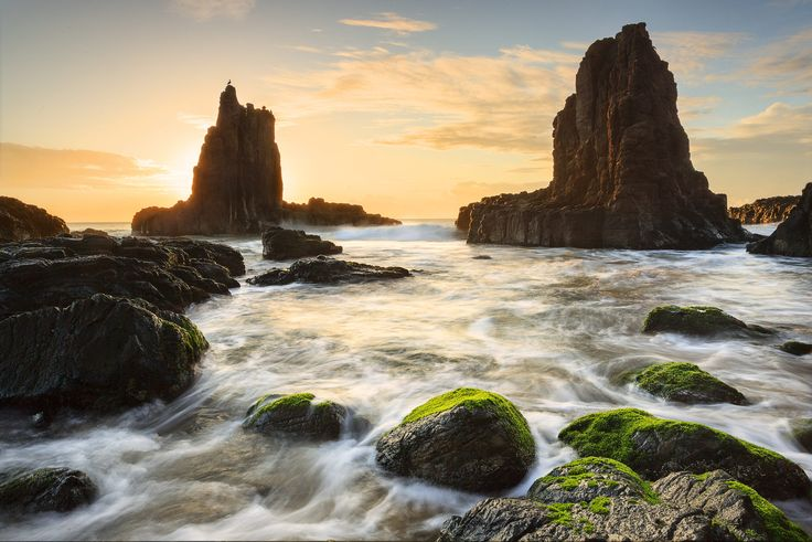 Cathedral Rocks Sunrise by Stuart McAndrew on 500px