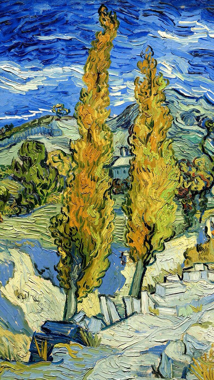 28 best It's Van Gogh images on Pinterest | Iphone backgrounds, Van gogh paintings and Wallpapers