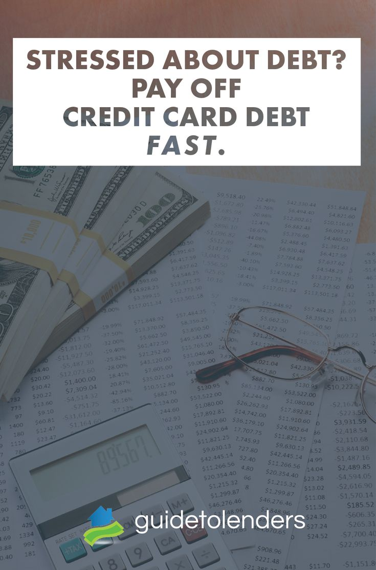 Learn how to pay off credit debt fast with a personal loan. See if you qualify today.