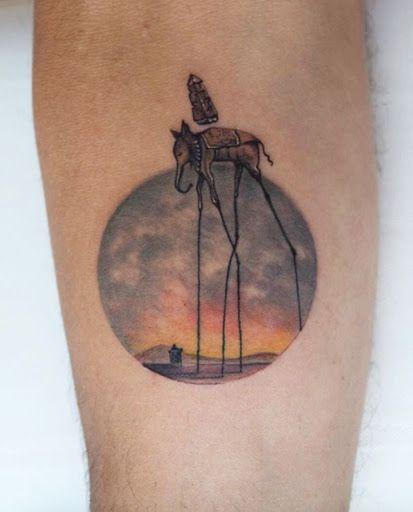 Este salvador dali homenagem http://tatuagens247.blogspot.com/2016/09/fabuloso-feminino-tatuagem-de-ideias-de.html