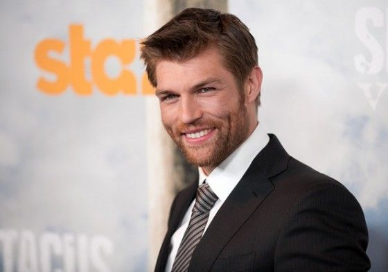 7 Quick Facts about Liam McIntyre (Spartacus Stud) - Gay Celebrity Gossip #liammcintyre #spartacus