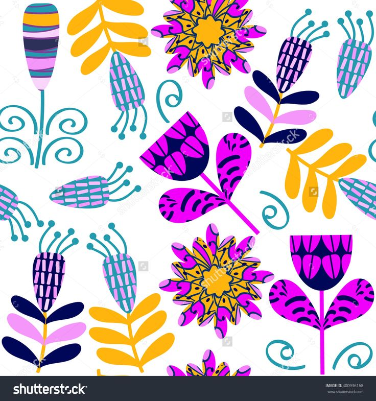 #flowers, #floral, #flora, #fauna,  #leaves, #branch, #doodle, #background, #branch, #leaves, #plant, #summer, #spring, #garden, #abstract, #abstraction, #nature, #cartoon, #fantasy, #motifs #RF #vector #design