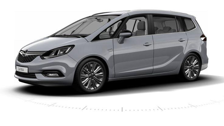 OPZL ZAFIRA 2017   2017 Opel Zafira Tourer facelift - YouTube