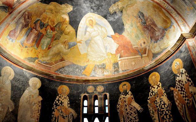 Ayasofya ve Kariye Müzelerinin Bizans mozaikleri ve tarihleri hakkında bir gezi yazısı...