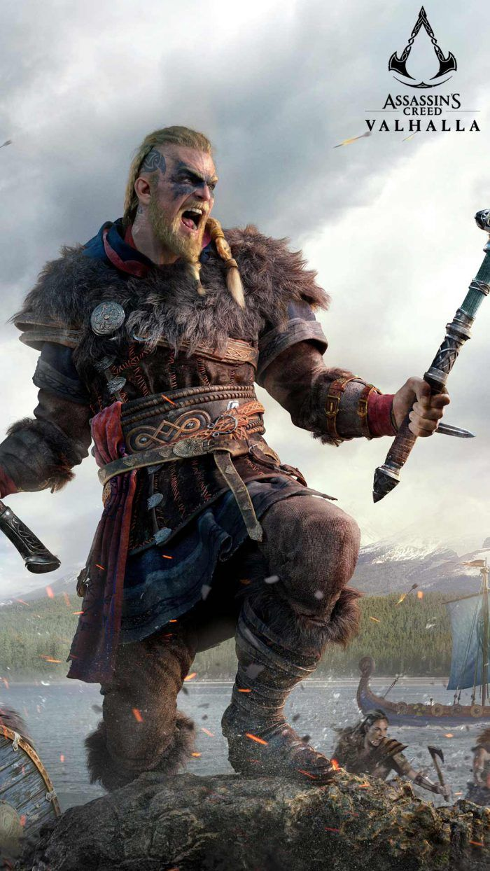 Assassin S Creed Valhalla Wallpaper Phone Backgrounds For Free Download In 2020 Assassin S Creed Assassin Assassins Creed Rogue