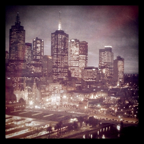 Melbourne, great city
