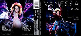 UNIVERSO DA MUSIC: Vanessa Da Mata - Caixinha De Música • Ao Vivo
