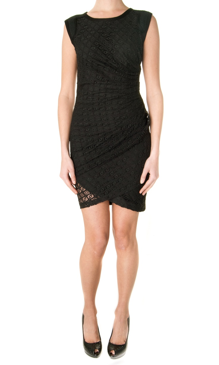 Sea NY Embroidered Ruched Dress - #womenswear