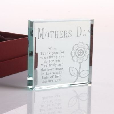 £19.99 A special message from you to her on #MothersDay - The Personalised Gift Shop