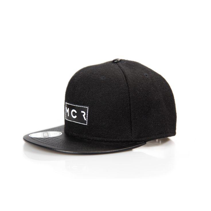 MCR Snapback - Black