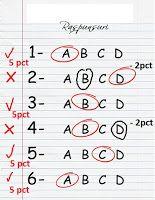 Pro Parinti: Probleme cu calculul punctajelor pentru raspunsuri corecte si…