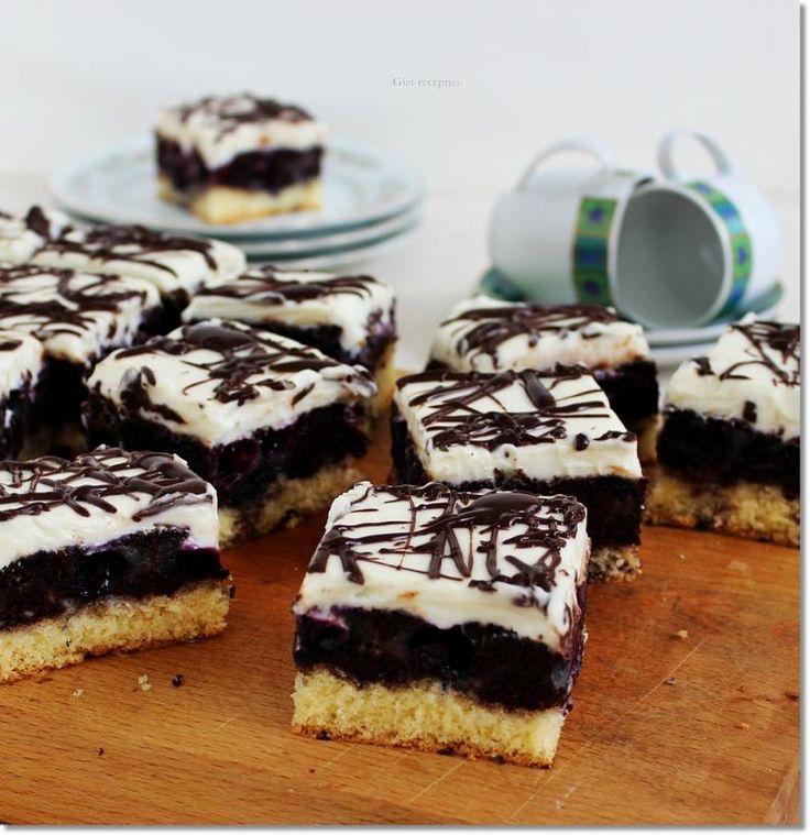 Fordított áfonyás sütemény   Fotó: gizi-receptjei.blogspot.hu - PROAKTIVdirekt Életmód magazin és hírek - proaktivdirekt.com