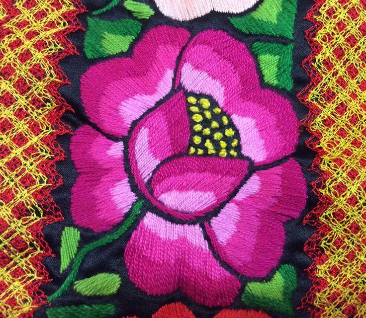 Flor istmeña, Oaxaca México