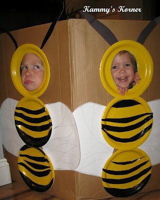 Kammy's Korner: Happy Bee Day To My Little Honey