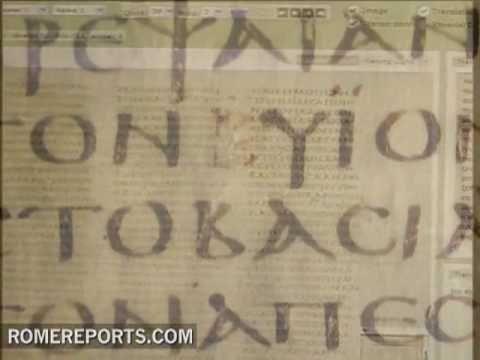 La Biblia más antigua del mundo.
