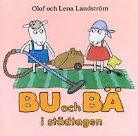 Bu och Bä i städtagen - Olof Landström, Lena Landström - Bok (9789129637519) | Bokus bokhandel