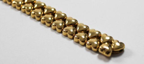 Cartier Armband Gold Herz - Ihr Leihhaus für Velbert  https://www.ipfand.de/pfandleihhaus-velbert  #Cartier #Pfandleihhaus #iPfand