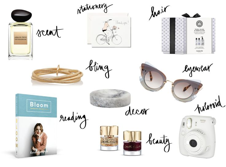 CHRISTMAS GIFT GUIDE VOL. 2 — BEE ABEILLE