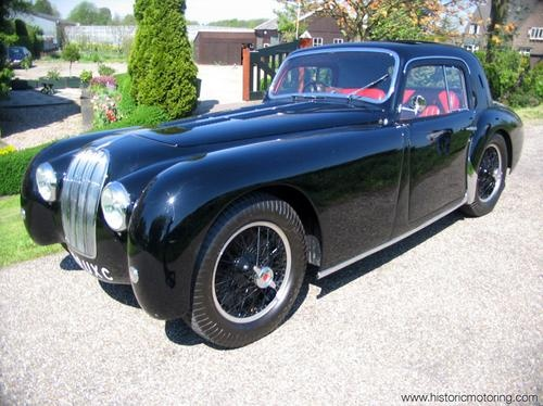 1949  Dubos Talbot Lago T26 Grand Sport Coupe