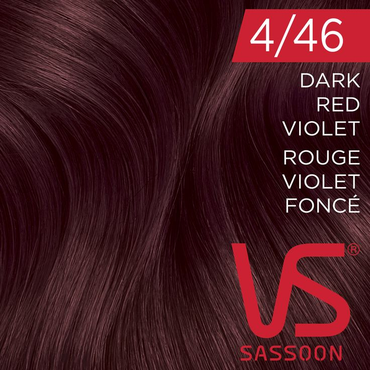 diy purple hair color - vidal sassoon