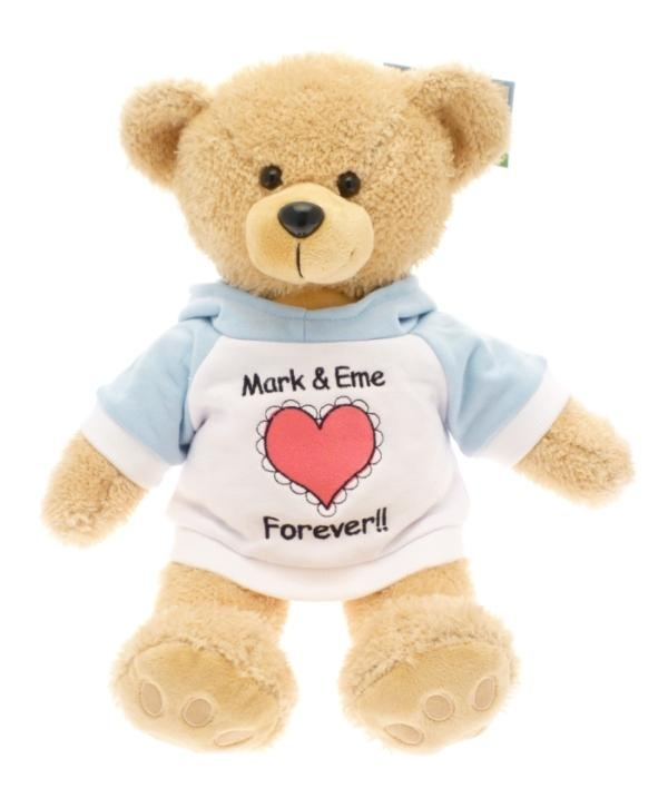 27 best personalised teddy bears gifts images on pinterest, Ideas
