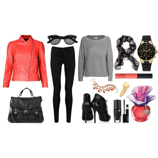 A fashion look from February 2012 featuring Joie sweaters, MANGO jackets y Oasis jeans. Browse and shop related looks.
