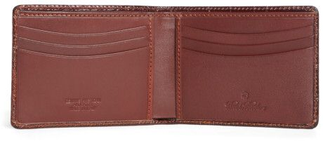 Brooks Brothers Wallet! Very nice Christmas present