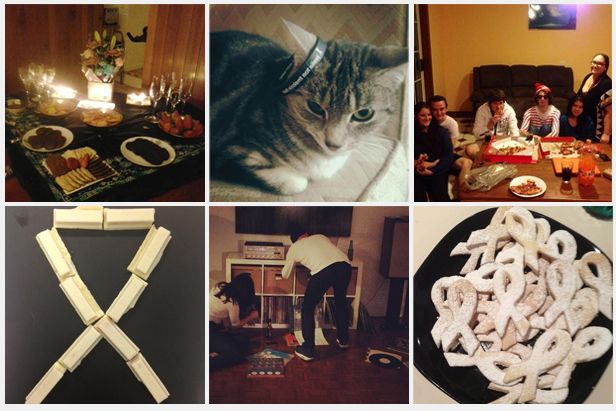 A collection of photos from White Ribbon Night 2013!
