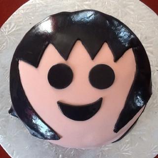 Un des gâteaux de fête de mon fils, Émile, pour ses 5 ans!