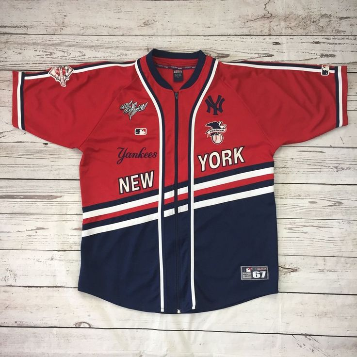 Willie Esco Athletico 67 NEW YORK Yankees Jersey Mens Sports Apparel Size XL #Esco #NewYorkYankees