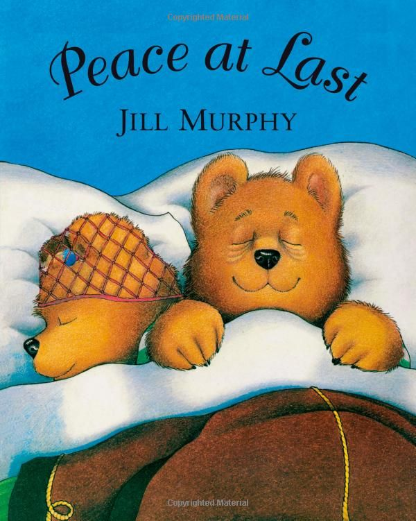 every child should have a Jill Murphy book