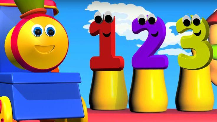 bob berhitung nomor melatih   video pendidikan   3d Kartun untuk anak-an... Bob adalah menyenangkan mencintai kereta yang mengajar Nomor anak-anak Anda dan Cara Menghitung. #Kidstvindonesia #hewan #melatih #anak-anak #belajar #puisi #anak-anakvideo #sebelum sekolah #pendidikan #videoanak-anak #anak-anakbelajar #rhymesforkids #tamankanak-kanak #kidssongs #anak-anakhiburan