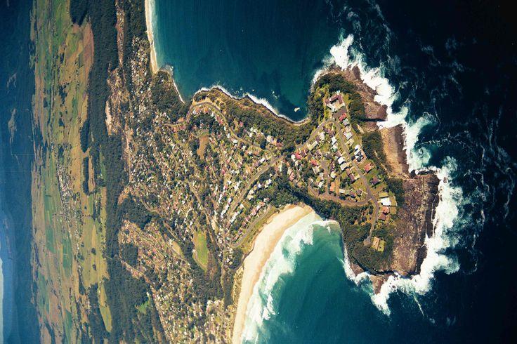 Bannister Head Mollymook, www.mollymookbeach.com.au