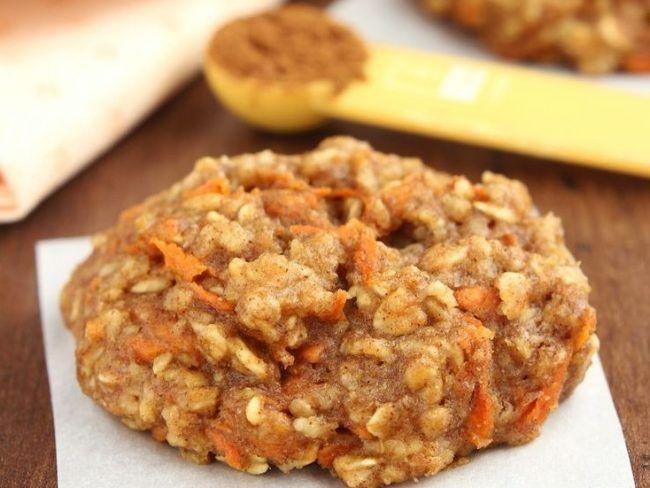 Συνταγη για παιδιά: Μπισκότα με καρότο και βρώμη - Daddy-Cool.gr