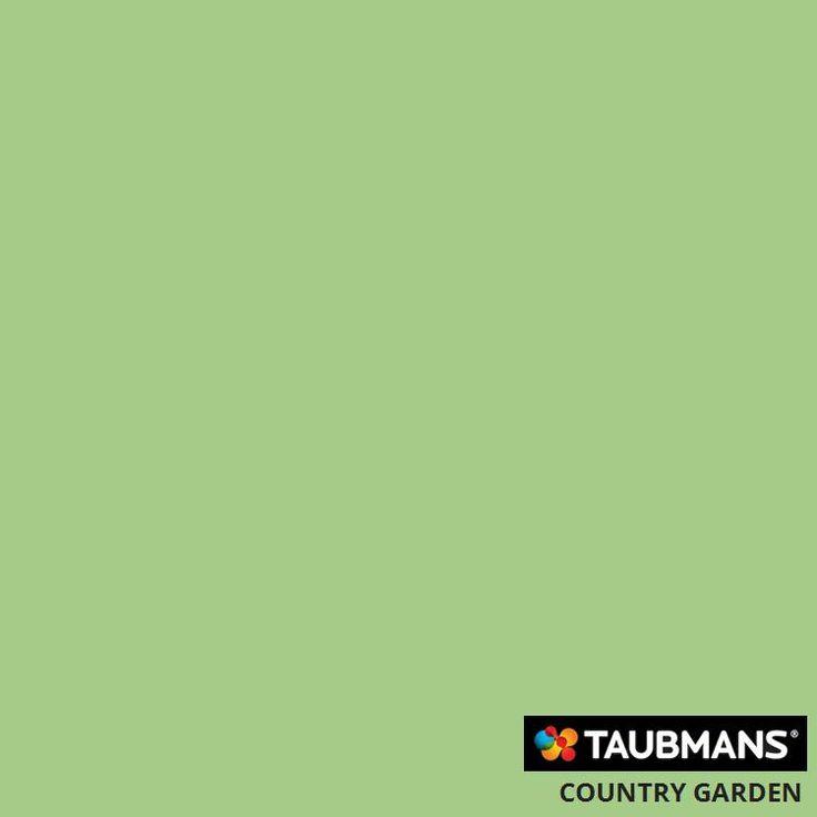#Taubmanscolour #countrygarden