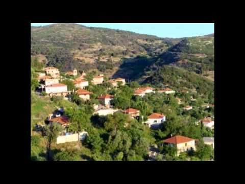 Το χωριό Μυρώνια της ορεινής Ηλείας