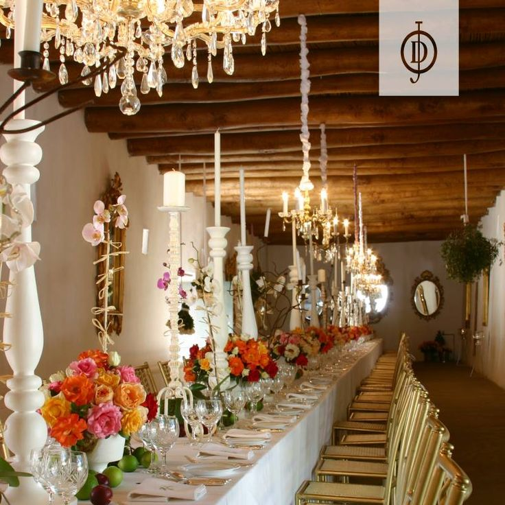 It's no easy feat being crowned the King of the South African events industry. Visit www.odjevents.com and see first-hand why famed Events Alchemist #OttoDeJager is first-choice when it comes to creating #EventMagic #BarnardWedding