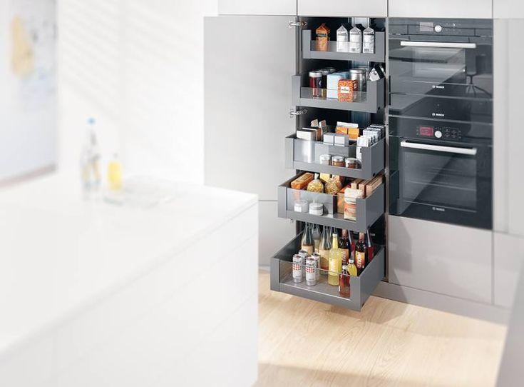 Pantry Keuken Ikea : 1000+ images about Keuken lades on Pinterest Ikea kitchen