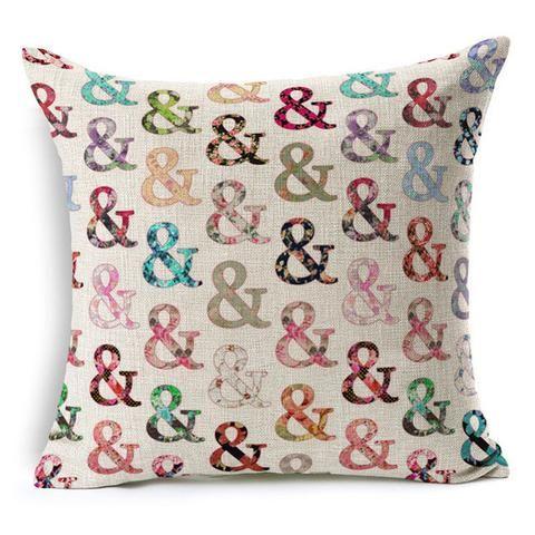 Hot 3D Print Cushion Covers
