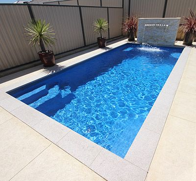 Provincial Fibreglass Pool Model #pool