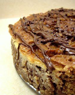 Weevalicious Recipes: praline cheesecake