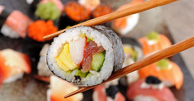 Japansk mad er KUNST!