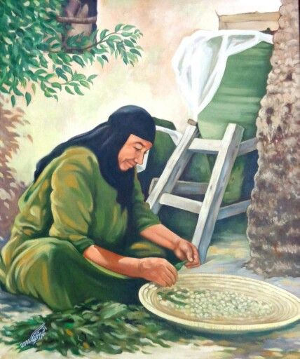 Iraqi art by Iraqi artist Mothana Albohazy