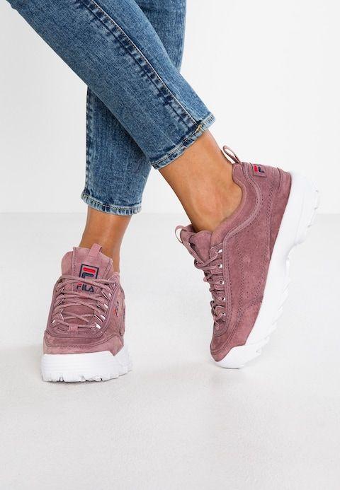 sports shoes 02642 777bf Fila DISRUPTOR - Sneakers - ash rose - Str. 38