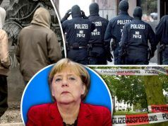 WATCH GERMANY NO-GO ZONES: Police afraid to go into lawless areas after open-door immigration