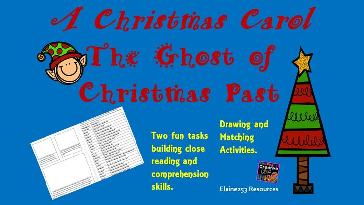 christmas past 3 essay •this scheme is designed to support the teaching of the novel with a range of reading, writing and speaking and listening activities •it presents opportunities for students to read and discuss a classic text focussing on language choices and overall impact.